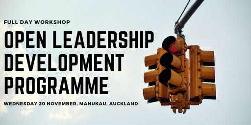 Open Leadership Development Programme 2019