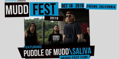 MuddFest Fresno with Puddle of Mudd, Saliva, Trapt, Saving Abel & Tantric