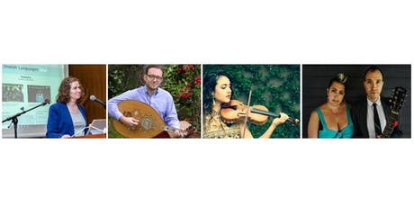 Passover Around the World: A Multimedia Concert tickets