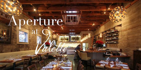 Aperture Fall Release Event at Valette tickets