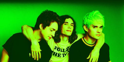 Waterparks @ The Orpheum