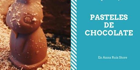 Pasteles de Chocolate con la Chef Liza Ojeda en Anna Ruíz Store entradas