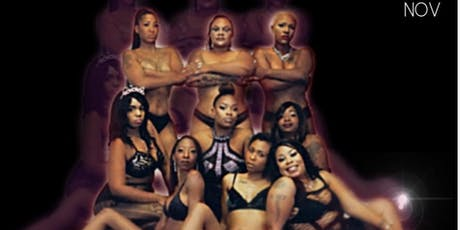 UNIQUE SEDUCTIVE QUEENS CALENDAR RELEASE PARTY tickets
