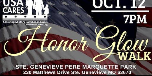 Honor Glow Walk 2019 - Ste. Genevieve Pere Marquette Park