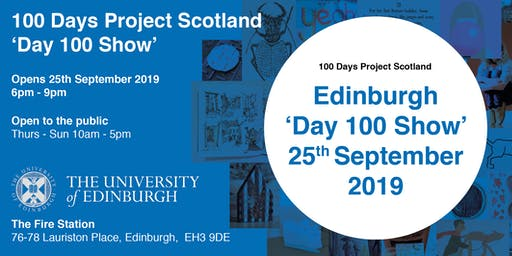 Day 100 Show 2019