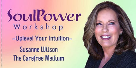 SoulPower: Uplevel Your Intuition tickets