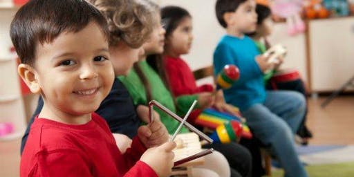 Introduction to Piano for ages 3 to 4.5