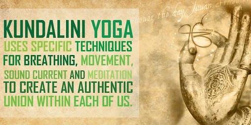 Kundalini Yoga to Expand Your Radiant Body