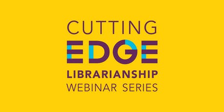 Webinar: Social Workers in Libraries with Tiffany Russell, Niles (MI) District Library tickets