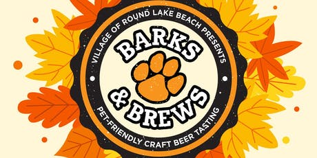 Barks & Brews Night @ Fall Fest tickets
