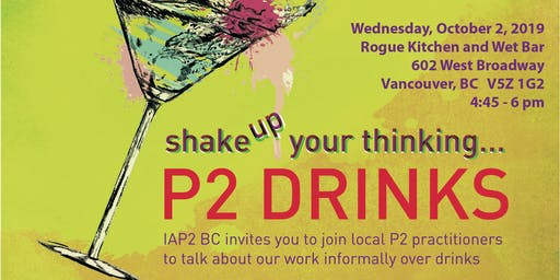 P2 Drinks - Vancouver