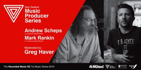 Tui Music Series: Music Producers - Andrew Scheps & Mark Rankin tickets