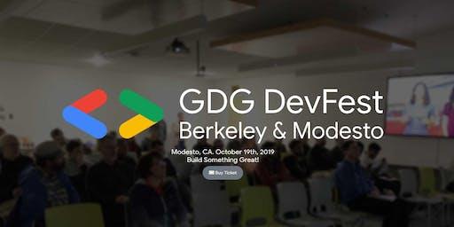 Modesto-Berkeley DevFest 2019