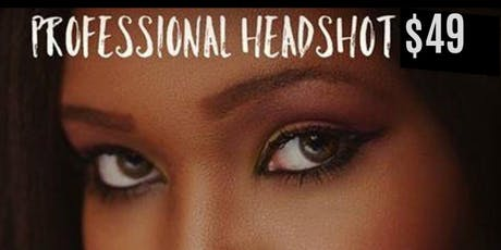 Professional Headshots $49 tickets