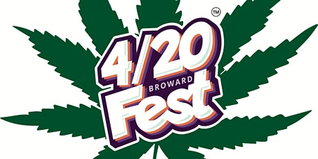 420 BROWARD FESTIVAL 4/20  2020 tickets