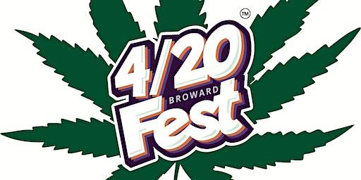 420 BROWARD FESTIVAL 4/20  2020