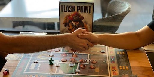 Board Game Mixer Monday: Co-Op Games