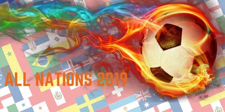 Active Opportunities All Nations Football Tournament 2019 tickets