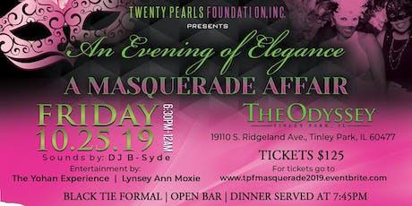 An Evening of Elegance: A Masquerade Affair tickets