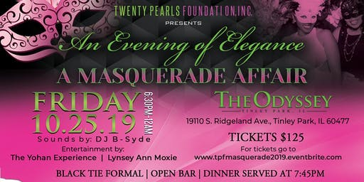 An Evening of Elegance: A Masquerade Affair