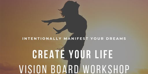 Live Your Best Life - Vision Board Workshop