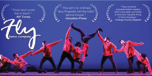 FLY Dance Company:  FLY in Concert