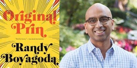 CCW Book Discussion: Original Prin by Randy Boyagoda tickets