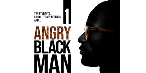1 Angry Black Man: Screening and Conversation (Pace University NYC)