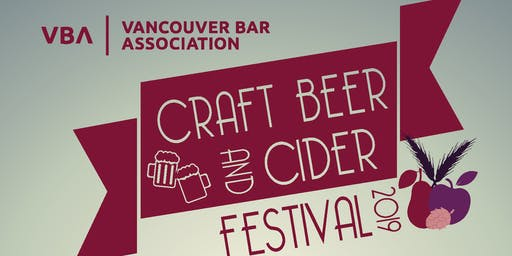 VBA Craft Beer & Cider Festival 2019