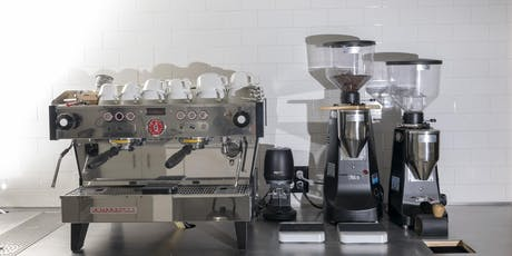 Coffee Technicians Guild: Safety, Water, and Electricity tickets