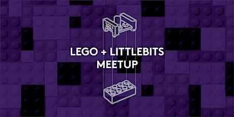 Lego + LittleBits Meetup for Kids! tickets