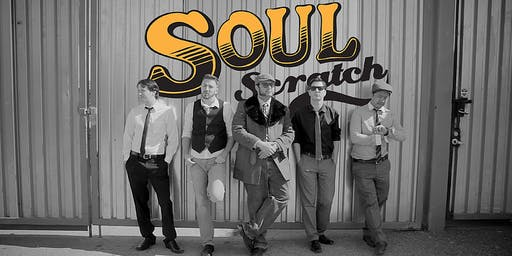 Soul Scratch with The Charities
