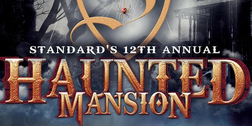 2019 Fresno Haunted Mansion Halloween Party