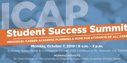 Student Success Summit - Individual Career Academic Planning & Hope For Students of All Ages