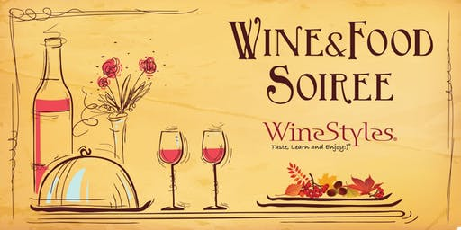 Wine & Dinner Soiree - SOLD OUT