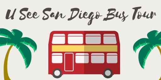 U See San Diego Bus Tour