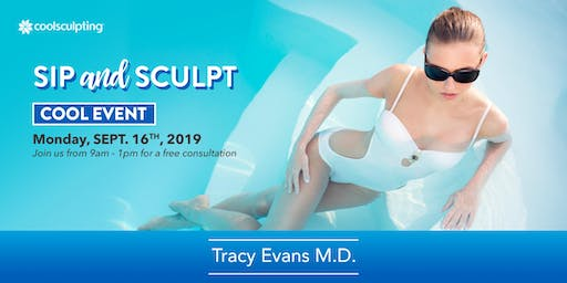 Sip & Sculpt Cool Event at Tracy Evans MD