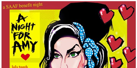 A Night For Amy Benefit @ 191 Toole tickets