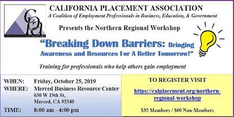 CPA 2019 Northern Regional Workshop tickets