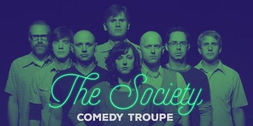 The Society Comedy Troupe - A Night of Laughter in December