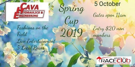 Spring Cup 2019 tickets