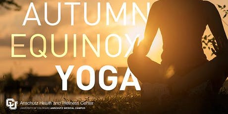 Autumn Equinox Yoga tickets