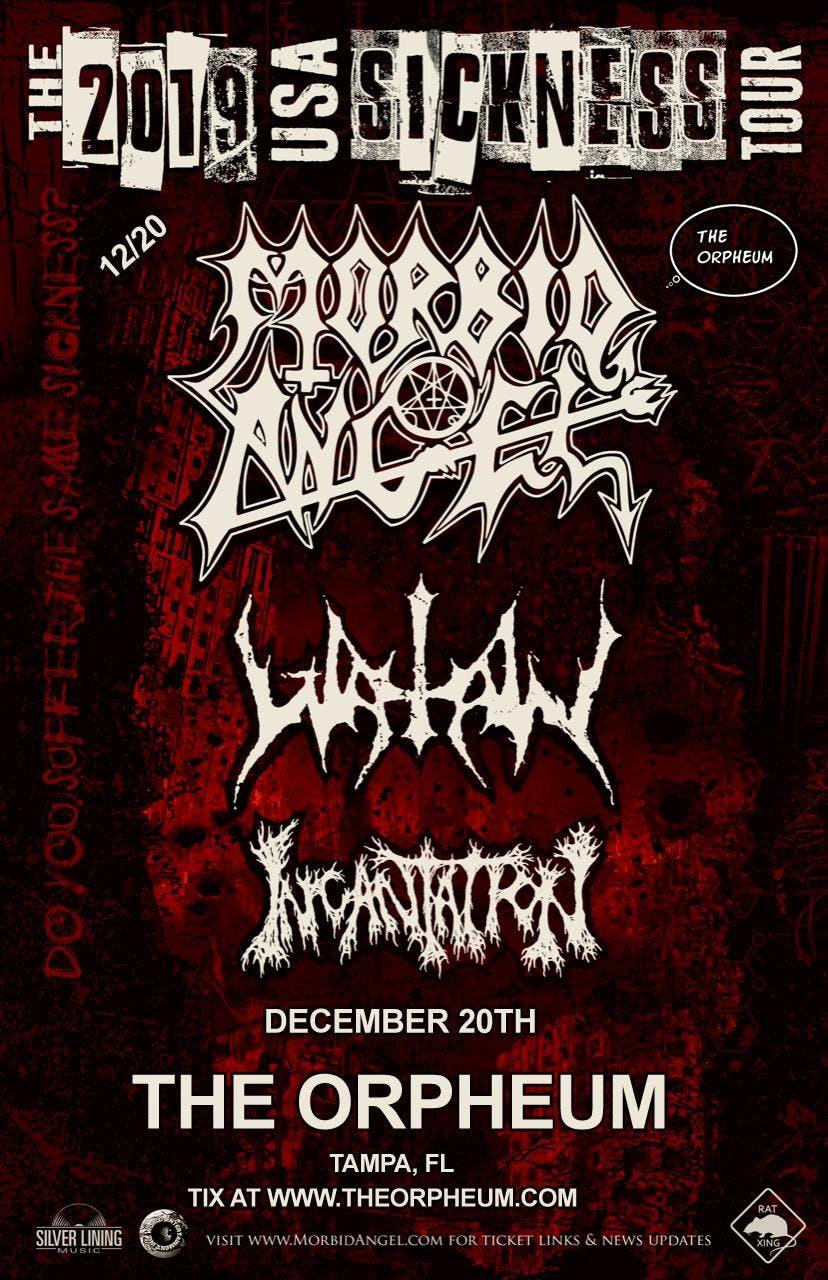 Morbid Angel - Watain