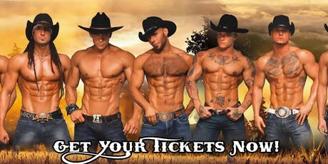 Hunks The Show tickets