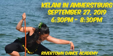 KELANI in Amherstburg - September 27, 2019 tickets