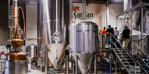 SanTan Brewery + Distillery Tour