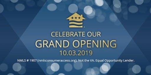 Grand Opening of Veterans United Home Loans in Auburn