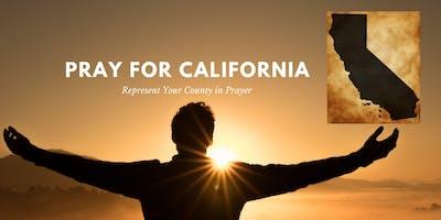 PRAY FOR CALIFORNIA