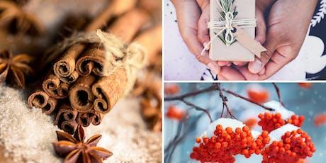 Joyful Holidays - Herbal Medicine Making Workshop tickets