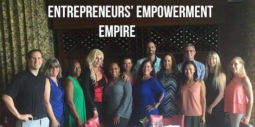 "Entrepreneurs' Empower Empire ""Pitchfest!"""